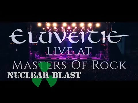 ELUVEITIE - Live At Masters Of Rock - Out November 1st (OFFICIAL TRAILER)