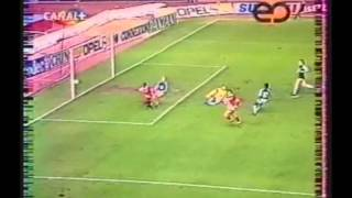 1988 November 9 AS Monaco France 6 Club Brugge Belgium 1 Champions Cup