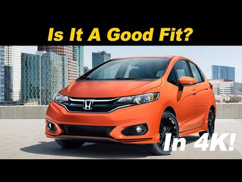 2019 Honda Fit Sport Review and Comparison