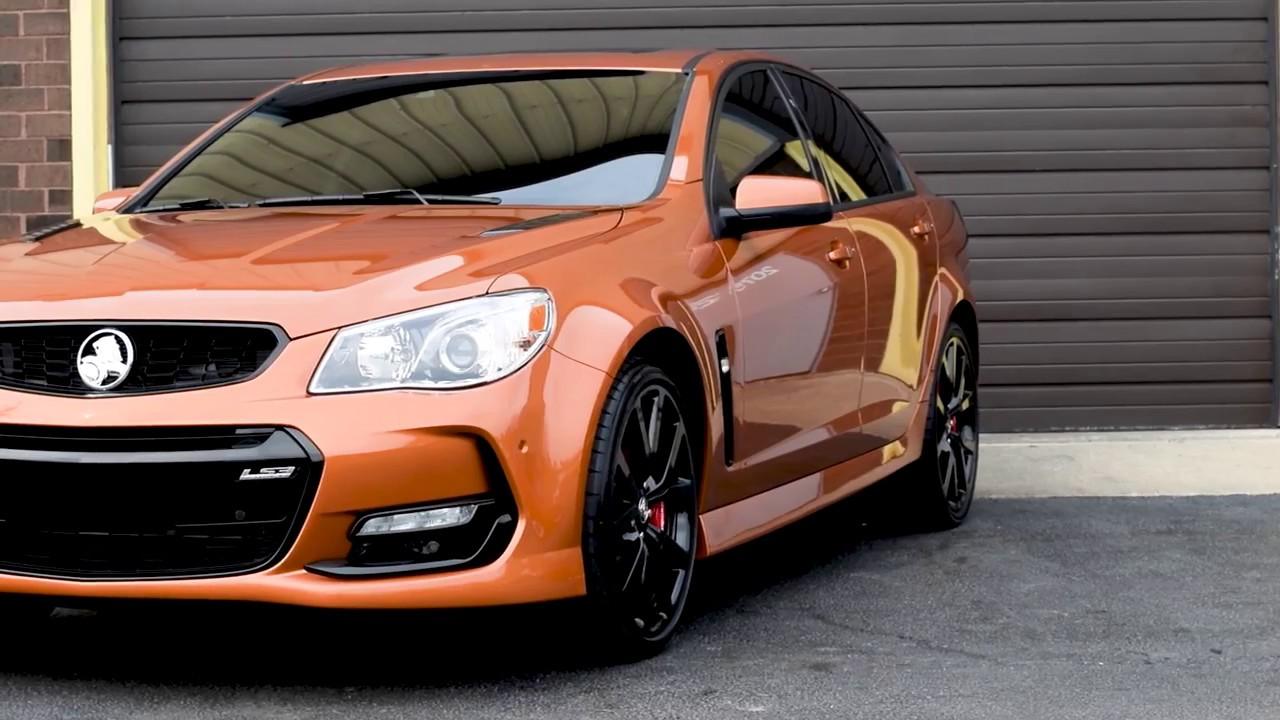 Chevrolet SS | Holden Conversion | Modesta Ceramic Coating ...