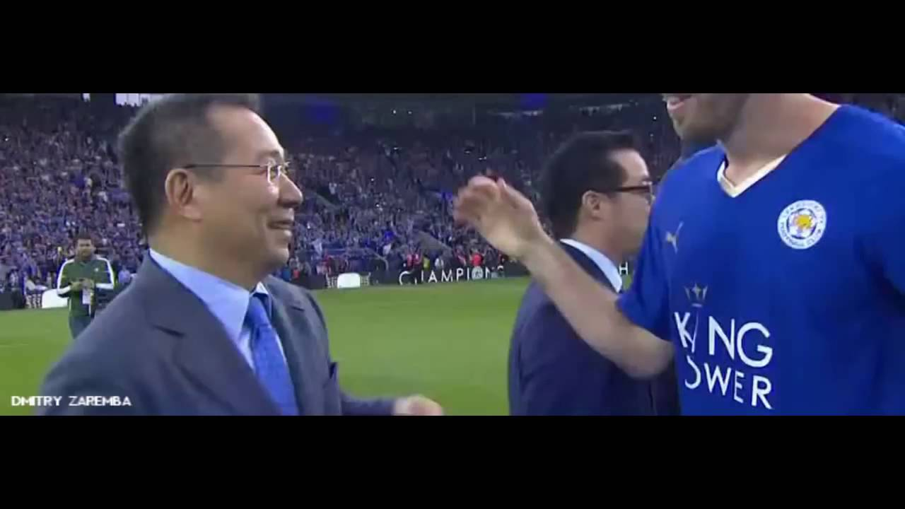 Download Leicester City   Champions Trophy Celebration   English Commentary   HD 720p 07 05 2016