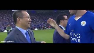 Leicester City   Champions Trophy Celebration   English Commentary   HD 720p 07 05 2016