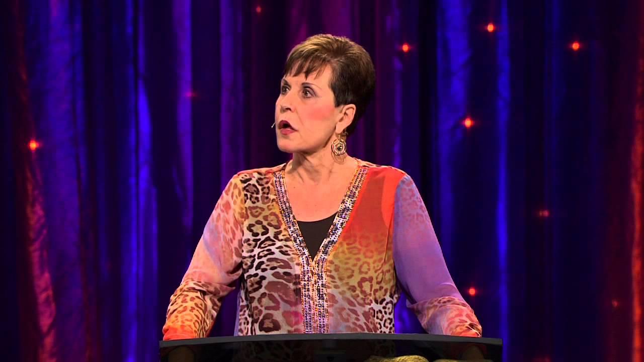 Darf Gott dich korrigieren? (2) – Joyce Meyer – Gott begegnen