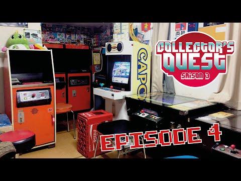 Collector's Quest Saison 3 au Japon (Ep.4) chez Hijiya (à Sanjo)