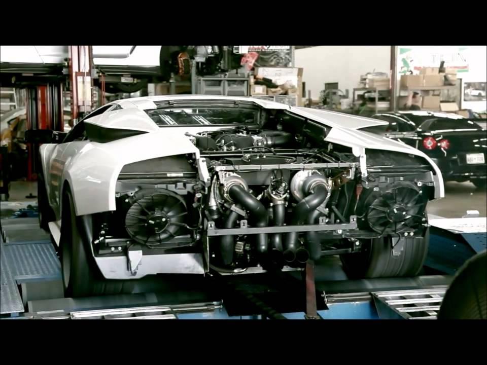 1200 Whp Twin Turbo Lamborghini Murcielago