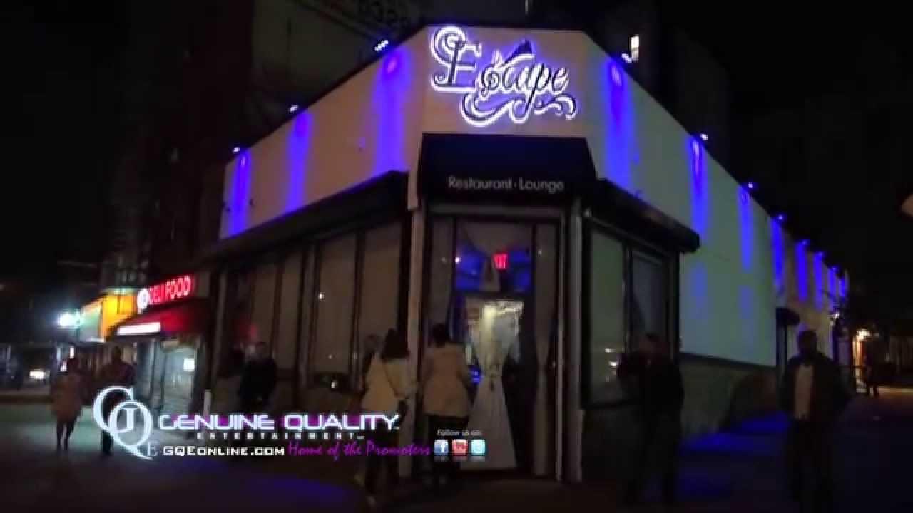 Escape Lounge Gqe