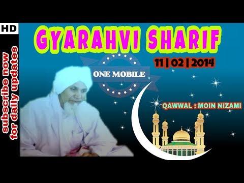 Khirala Sharif Qawwali 2017 in 2014 *04 Badiuddin Aaka 11-02-2014 Fankar -MOIN NIZAMI By Irfan