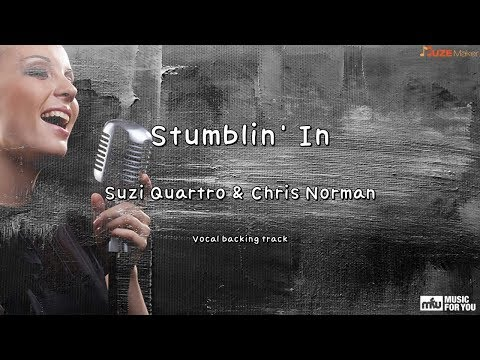 Stumblin In Suzi Quartro Chris Norman Instrumental Lyrics Youtube