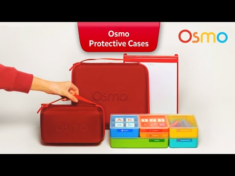 Water-Resistant Storage Cases for Osmo Games and iPad | Play Osmo
