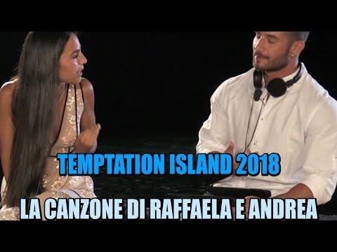 TEMPTATION ISLAND 2018 - LA CANZONE DI RAFFAELA E ANDREA (HIGHLANDER DJ EDIT)