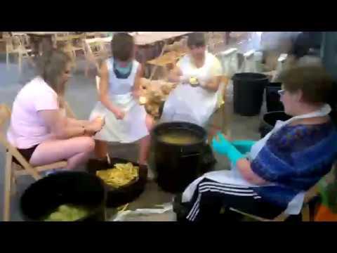 La Festa da Merluza do Pincho de Celeiro calienta fogones