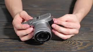 Розпакування Fujifilm Х-А5 комплект 15-45 // анбоксинг розпакування фотоапарата Fujifilm XA5