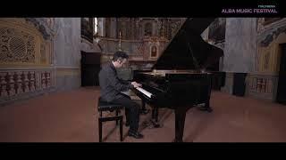 Alba Music Festival 2020 – Andrea Bacchetti piano – J.S. Bach The Well-Tempered Clavier