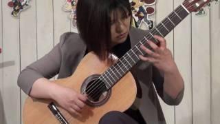 Alhambra 1C Classic Guitar Sample Romance De Amor - Lee Jin Wu