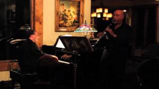 Dosia McKay - Two Moods for Clarinet and Piano, 2. Wind Chimes
