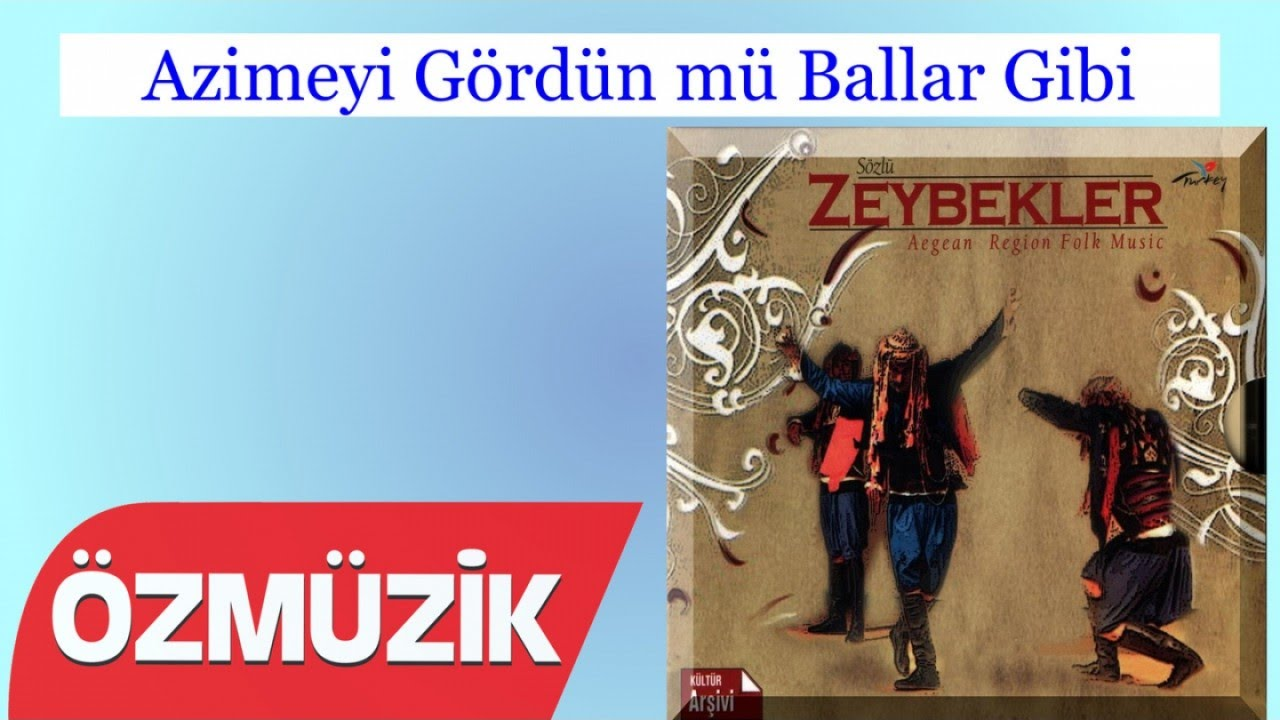 Azimeyi Gördün mü Ballar Gibi - Ege Türküleri (Official Video)