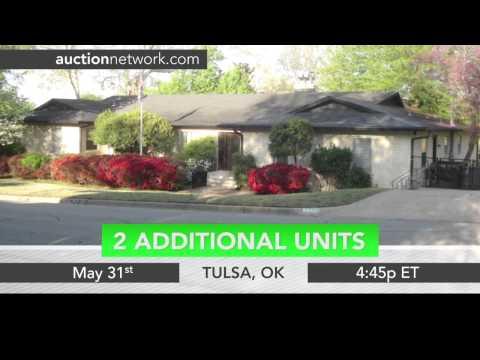 Riverside Home Auction Tulsa, OK