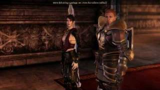 Alistair and Morrigan Prison Break