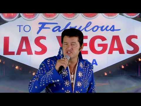 Memphis Mike - Elvis Tribute