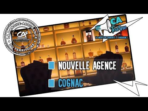 Votre nouvelle agence du Crédit Agricole Charente-Périgord à Cognac