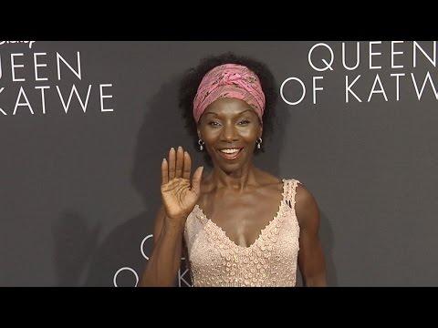 """Jeryl Prescott """"Queen of Katwe"""" Premiere"""
