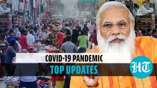 Download Covid update: India's 80 lakh doses record; 21 cases of Delta Plus variant found