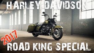 Die neue Harley-Davidson Road King Special 2017
