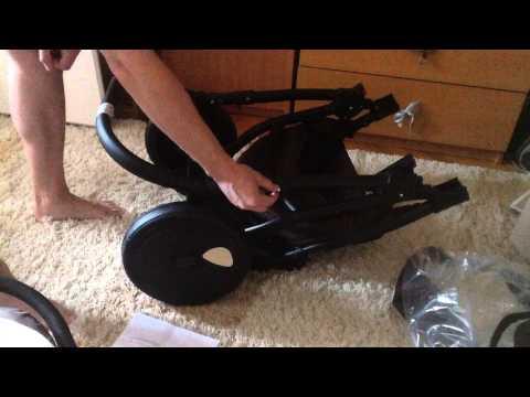Проблема со складыванием шасси коляски Tutis Zippy New 3 в 1 на новой раме.