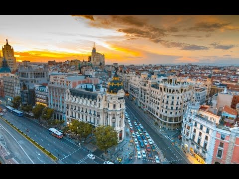 Madrid, Spain Travel Guide 2017 - Top 10 Things To Do
