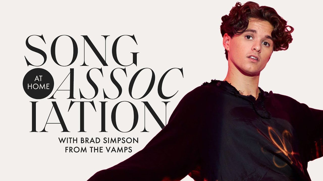 Brad Simpson Sings Little Mix, John Mayer, and The Vamps in a Game of Song Association