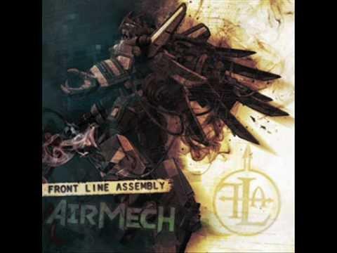 airmech музыка. Front Line Assembly - Airmech album preview слушать композицию
