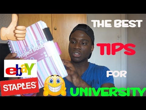 The Best Tips For University!! | How to Survive University !!! |