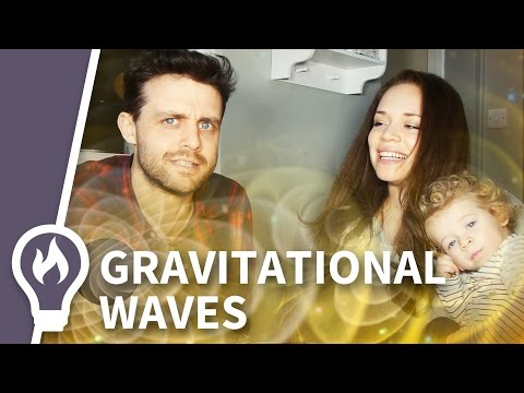 Gravitational waves explained a little deeper