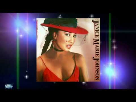 Janice Marie Johnson (A Taste Of Honey) - Back With My Boogie
