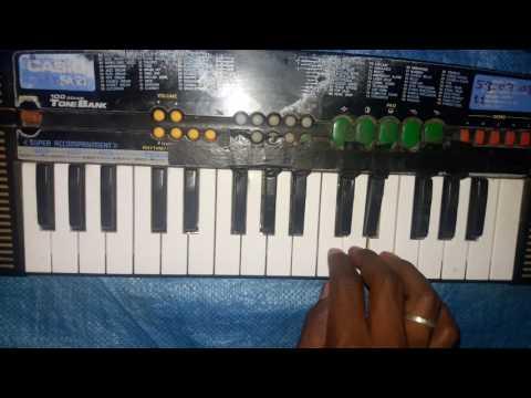 piano, karan-arjun, ye bandhan to pyar ka bandhan hai