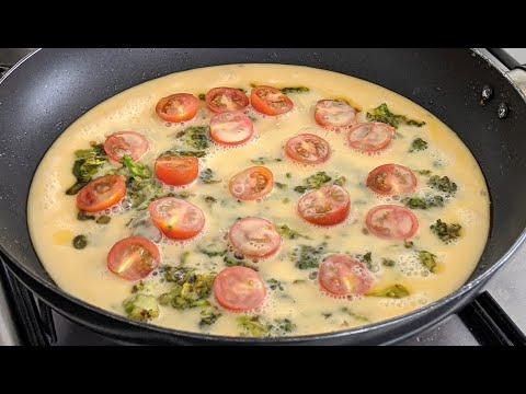 recette-tomates-et-œufs-/-rapide-et-facile