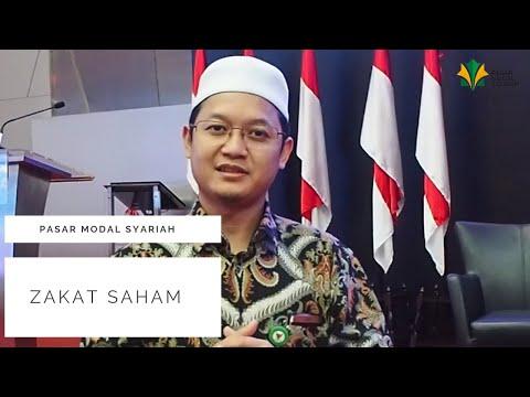 Zakat Saham