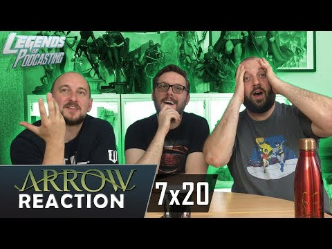ARROW - 7x22 'YOU HAVE SAVED THIS CITY' REACTION (1/2) from YouTube · Duration:  10 minutes 7 seconds