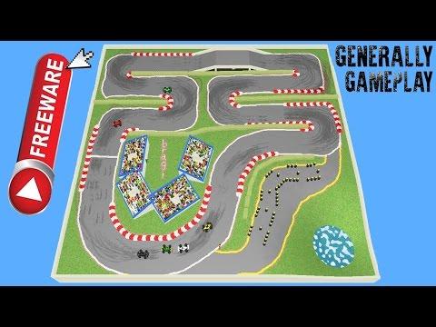 GeneRally Gameplay / Freeware HD