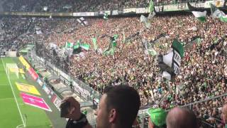 Video Gol Pertandingan Borussia Monchengladbach vs Wolfsburg
