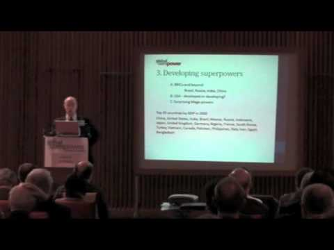 Seven megatrends in the global cement industry - Global CemPower conference 2012
