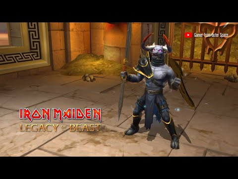 Amazing Flight (Normal & Hard) in Iron Maiden: Legacy Of The Beast |