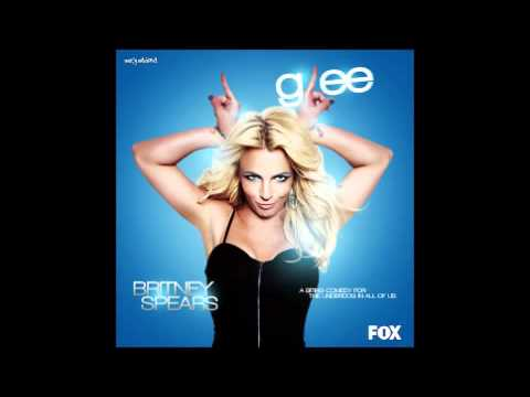 Britney Spears - Me Against The Music (Glee Version)
