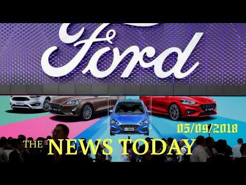 Red Light: Ford Facing Hold-ups At China Ports Amid Trade Friction - Sources | News Today | 05/...
