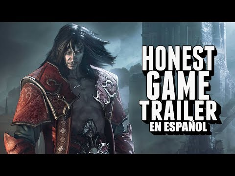 CASTLEVANIA (Honest Game Trailers en Español)