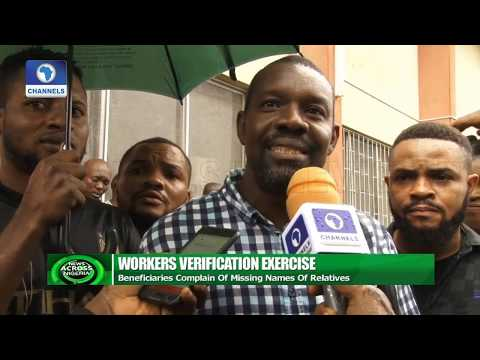 Former Staff Of Defunct Nigeria Airways Face Verification Exercise