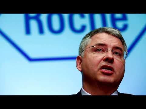 Virus tests save Roche as drug sales slide