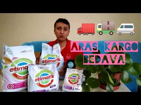 Eti Matik - Bor Matik Deterjan- Yeni Ürün Kutu Açılımı  (4.Video)