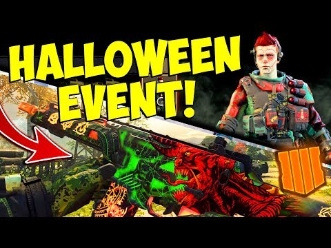 Das HALLOWEEN EVENT in BLACK OPS 4! ROAD TO 10k! (12h Stream)