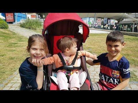 Fındık ailesi. Meryem'in küçüklüğü. Eğlenceli video